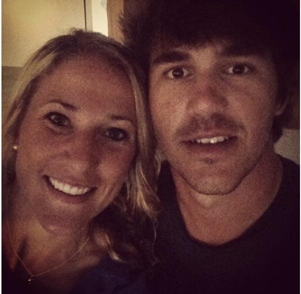 Brooks Koepka's Hot Girlfriend Becky Edwards