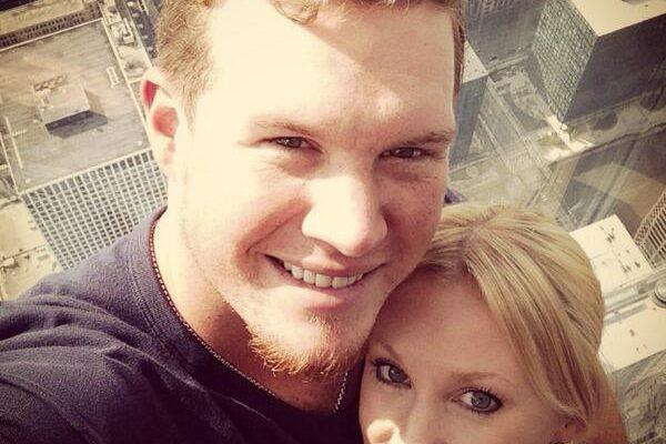 Craig Kimbrel's Wife Ashley Holt Kimbrel