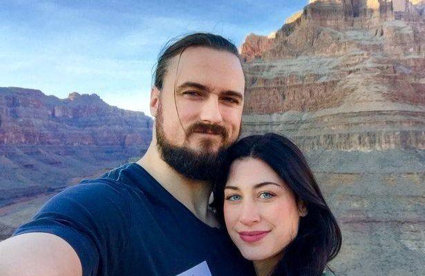 Kaitlyn Frohnapfel WWE Drew McIntyre's Wife
