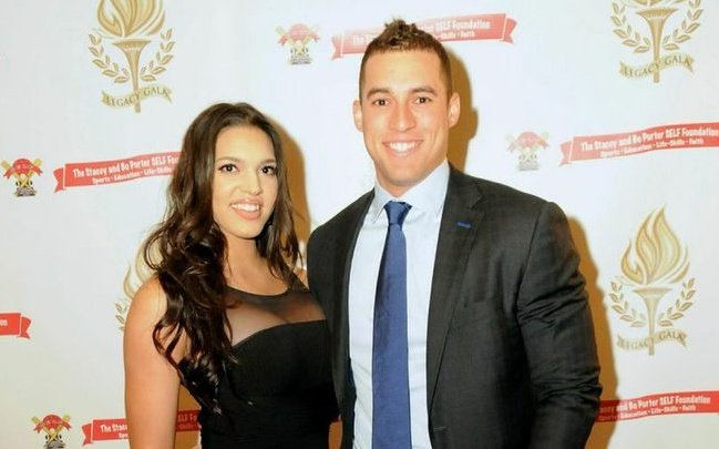 Charlise Castro 9 facts about George Springer's Wife
