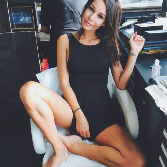 Giorgia Rossis Leaked Cell Phone Pictures
