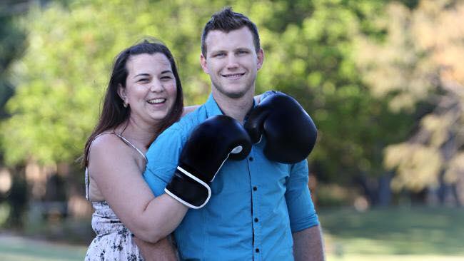 Boxer Jeff Horn's Wife Joanna Horn