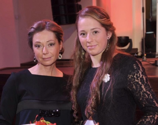 Jelena Ostapenko's Mother Jelena Jakovleva