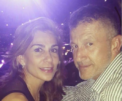 Juan Carlos Osorio's Wife Julieth Ceballos