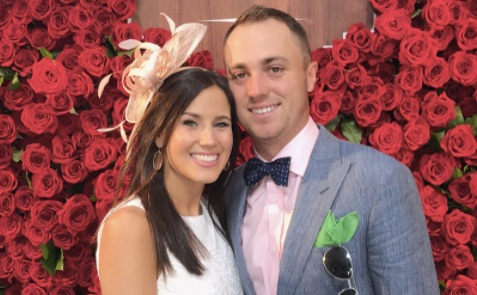 Justin Thomas' Girlfriend Jillian Wisniewski