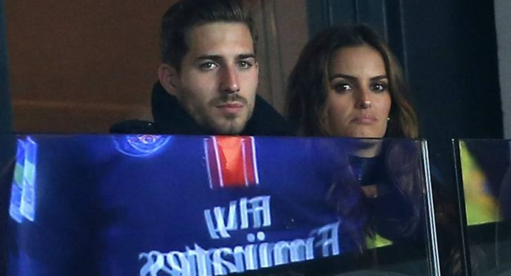 Kevin Trapp's Girlfriend Izabel Goulart