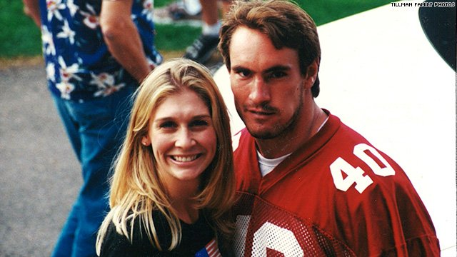 pat tillmans wife marie tillman bio wiki photos