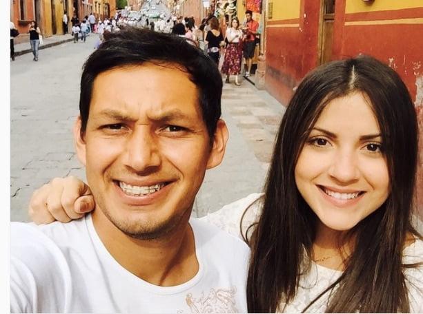 Rodolfo Cota's Girlfriend Fany Gurrola