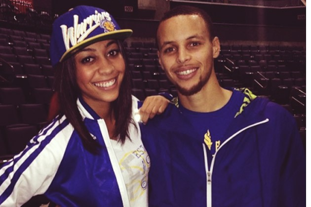 Steph Curry's Pretty Sister Sydel Curry