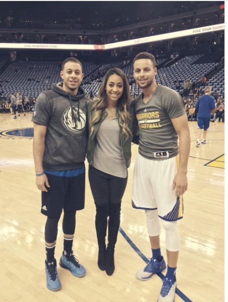 Steph Curry's Pretty Sister Sydel Curry (Bio, Wiki, Pics)