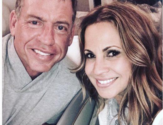 Troy Aikman's Wife Capa Mooty