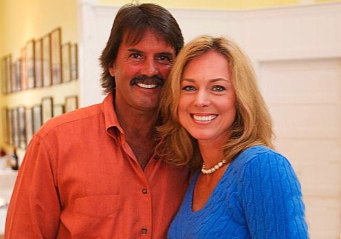 Dennis Eckersley's Wife Jennifer Eckersley