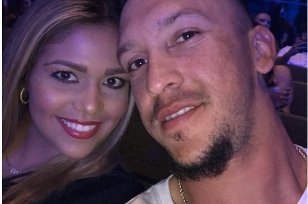 Johanna Perez MLB Hernan Perez's Wife