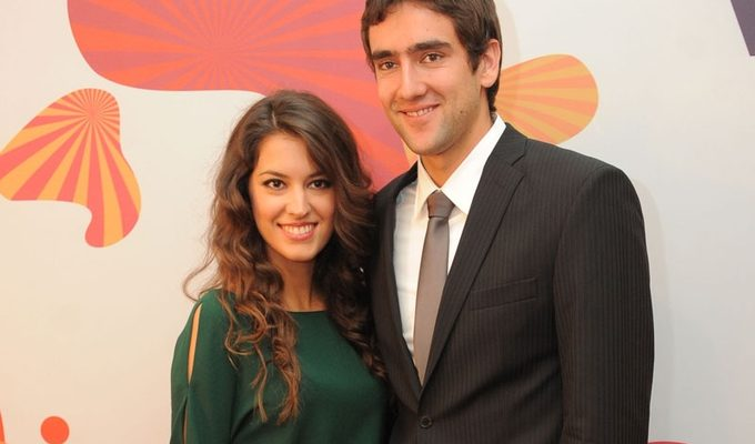 Kristina Milkovic is Croatian Tennis Player Marin Cilic's Girlfriend