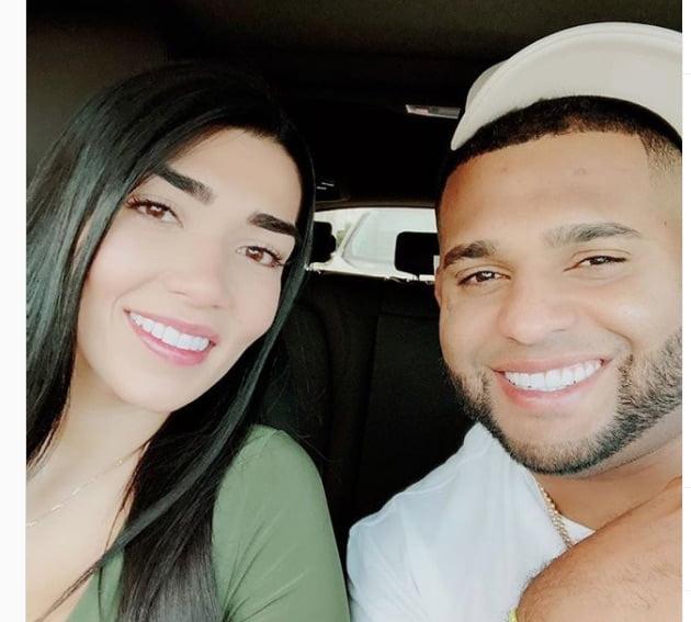 Pablo Sandoval's Pretty Wife Yulimar Martins