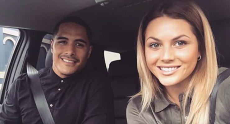 All Blacks Aaron Smith's Girlfriend Teagan Voykovich