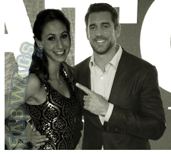Aaron Rodgers' New Girlfriend Marie Margolius