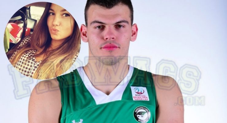 Ante Zizic's Girlfriend Paula Vuko