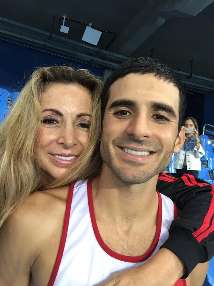 David Torrence's Mother Bianca Torrence