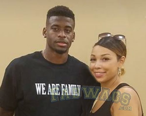 Who is DeVante Parker's Girlfriend?
