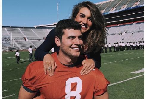 Jarrett Stidham's Girlfriend Kennedy Brown