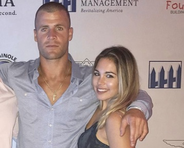Kiko Alonso's Girlfriend Gaby Kapp