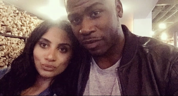 Quincy Enunwa's Girlfriend Deanna Fernandez