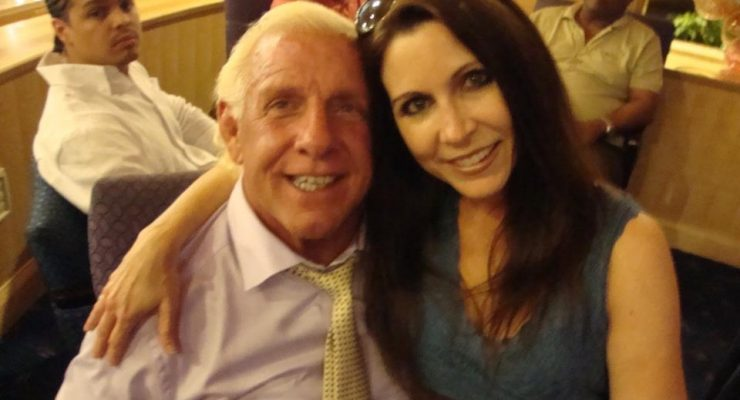 Ric Flair's Girlfriend Wendy Barlow