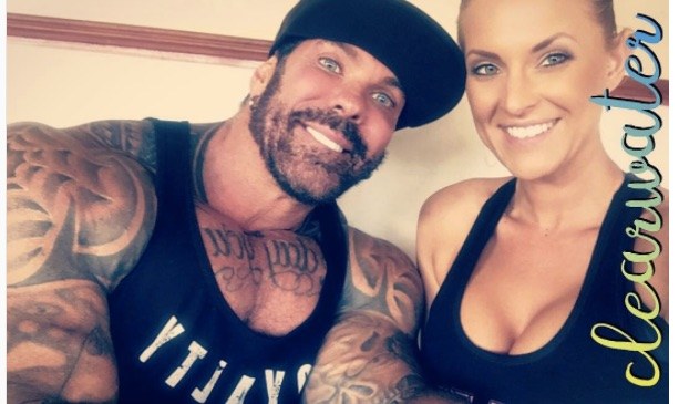 Rich Piana's Girlfriend Chanel Jansen