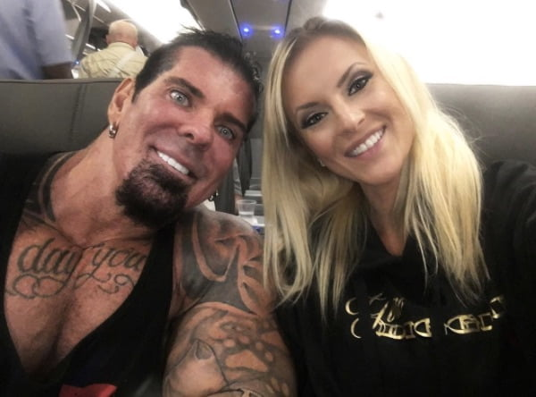 Rich Piana S Girlfriend Chanel Jansen Bio Wiki Pics