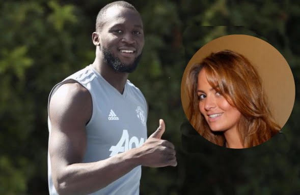 Romelu Lukaku's girlfriend Sarah Mens