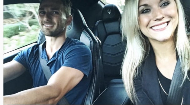 Blair Walsh's Hot Girlfriend Sarah Chaffee