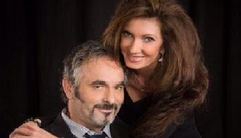 David Feherty's Wife Anita Feherty
