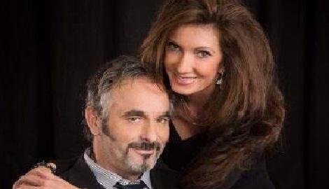 David Feherty's Wife Anita Feherty
