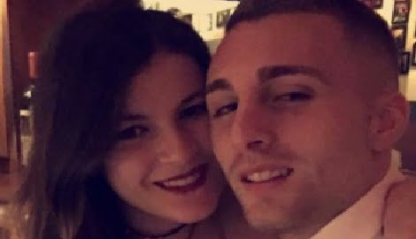 Gerard Deulofeu's Girlfriend Mari Vilches