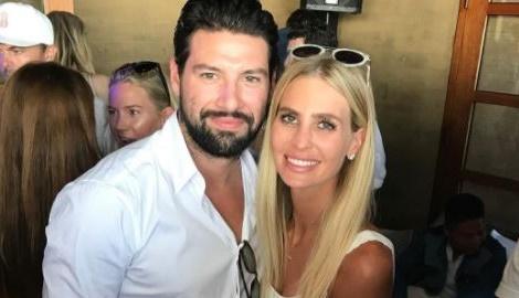 Sydney Kaplan NHL Nate Thompson's Girlfriend