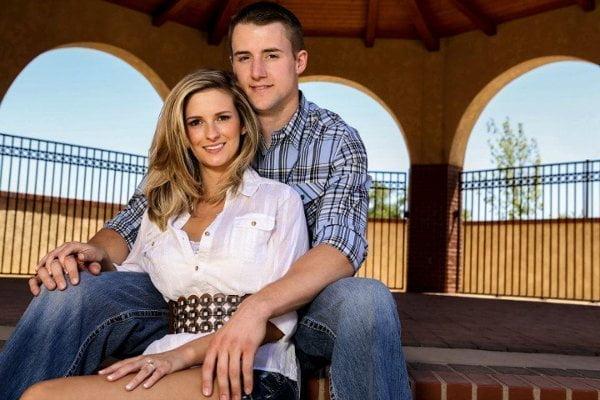 Cole Davis' Wife Ashley Davis