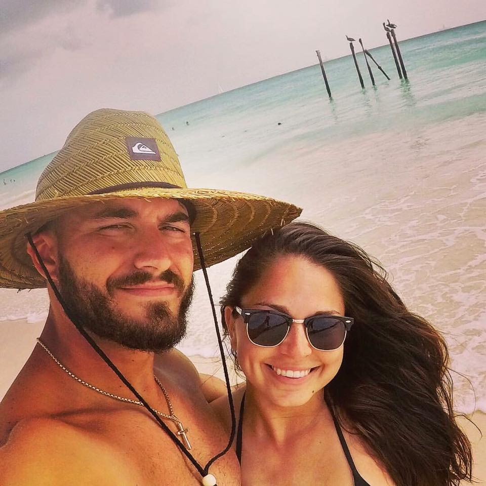 Meet JD Martinez's Girlfriend Ariana Aubert (Bio, Wiki