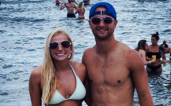Jake Elliott's Girlfriend Ari Kowalski