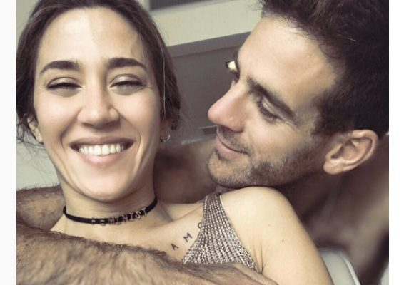 Juan Martin del Potro's New Girlfriend Jimena Baron