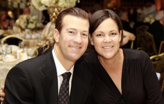 Lindsay Davenport's Husband Jon Leach