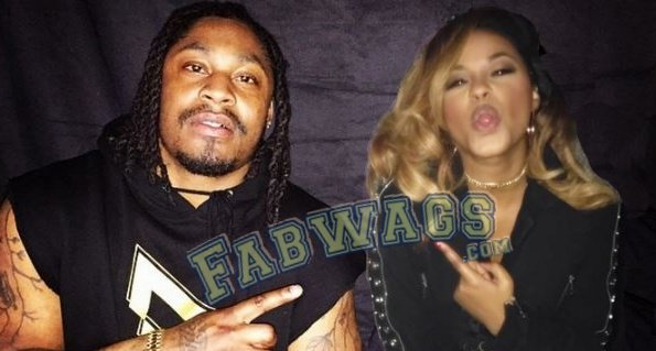 Marshawn Lynch's Longtime Girlfriend Netta Brielle