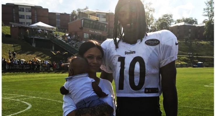 Martavis Bryant's Girlfriend Deja Hiott