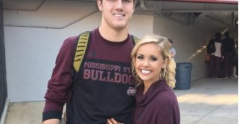 Nick Fitzgerald's Girlfriend Suzi Roberts