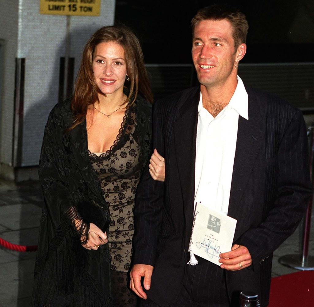 Pat Cash s Ex wife Emily Bendit Bio Wiki s