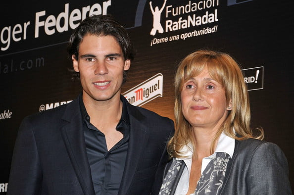 Rafael Nadal's Mother Ana Maria Parera