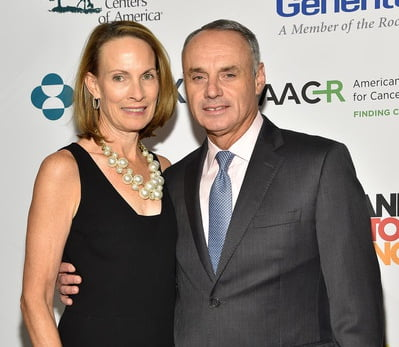 Rob Manfred's Wife Colleen Manfred
