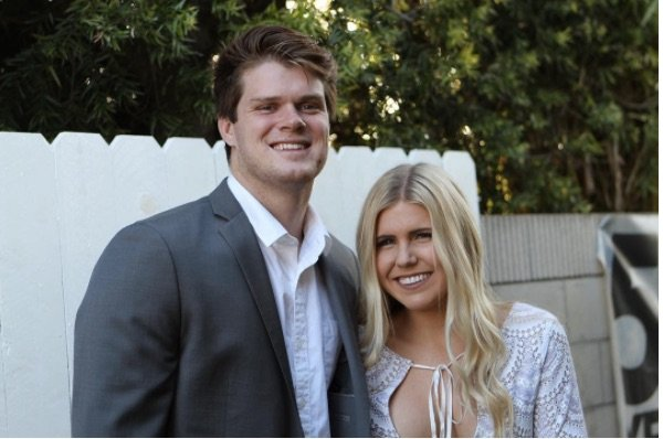 Sam Darnold's Girlfriend Claire Kirksey