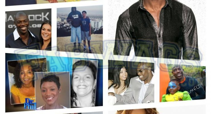 Terrell Owens' Wives, Baby Mamas & Children