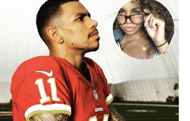 Terrelle Pryor's Girlfriend Chania Ray